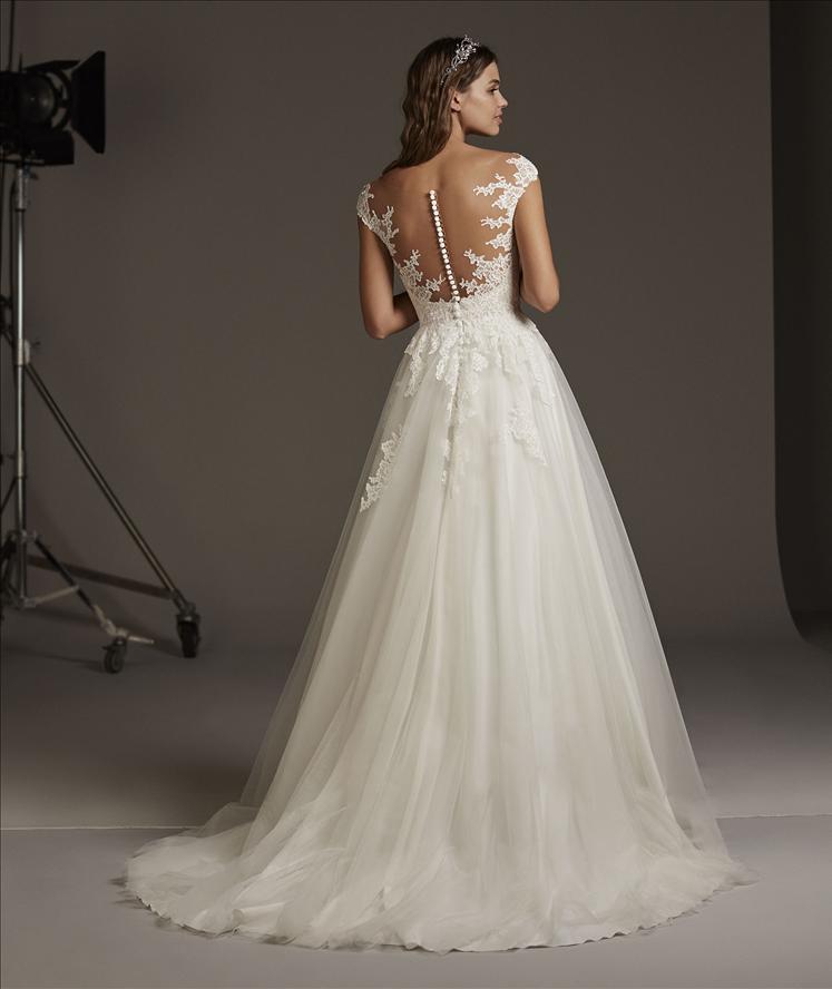 Robes de mariées Pronovias Vannes | Les Marié